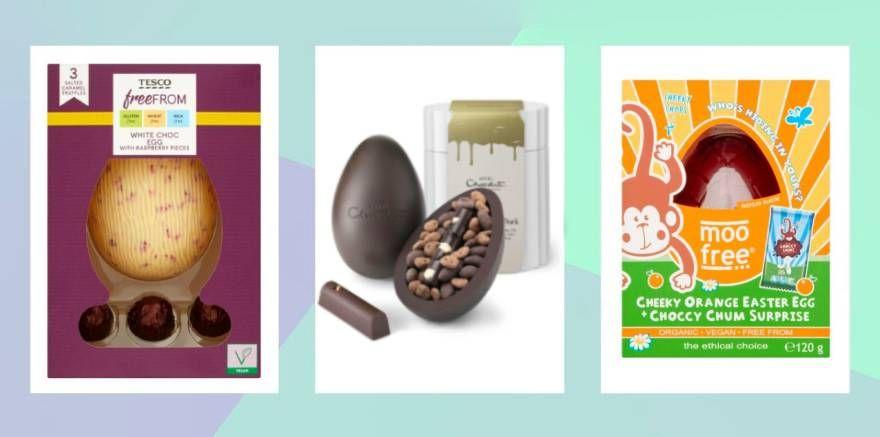 <p>If you're on the hunt for dairy-free Easter eggs suitable for vegans then we're here to bring you good news - you have options this year. And some quite yummy ones, too. Because guess what? The world of food and drink is well and truly on the vegan Easter egg train, so whether you're into white chocolate or salted caramel (or are on the hunt for a decent vegan milk chocolate), you'll be covered this 12 April 2020. </p><p>So, without further ado: from Hotel Chocolat's vegan Easter egg offerings to luxury dairy free options, here's our round-up of the best vegan Easter eggs to look out for in 2020. You're welcome. </p>