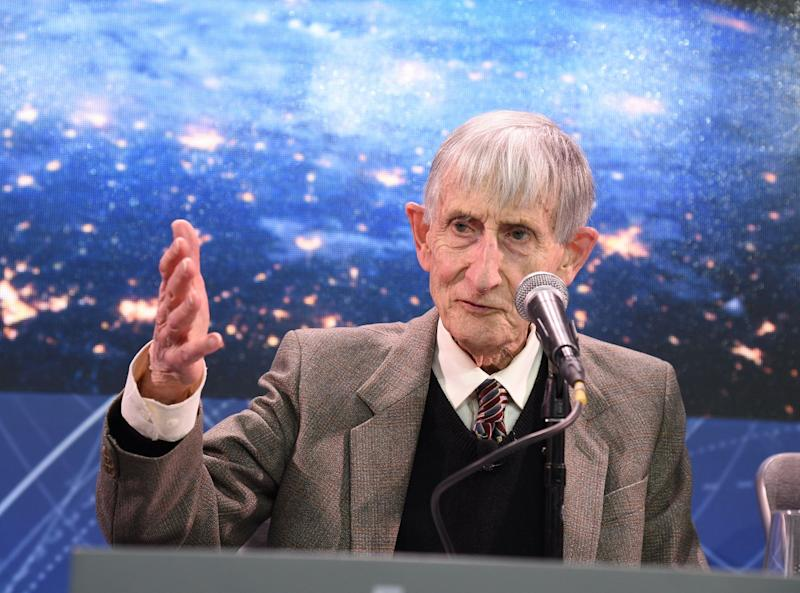 To Freeman Dyson,Nothing Was the End of the World