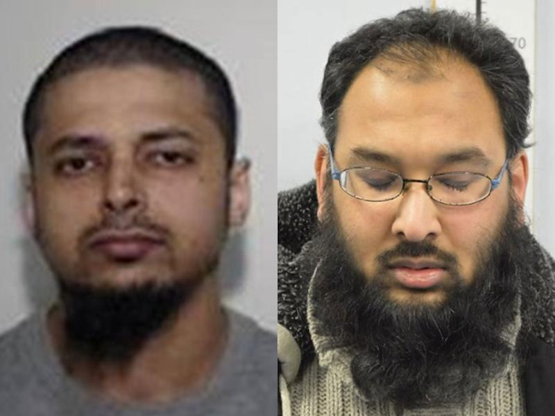 Muhammad Abdur Raheem Kamali and Mohammed Abdul Ahad were jailed for disseminating terrorist publications: Metropolitan Police