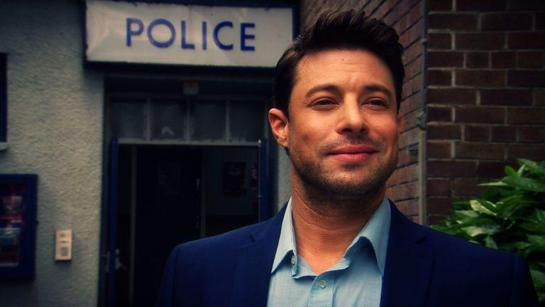 Duncan from Blue joined the cast of the Channel 4 soap in 2016 as copper Ryan Knight, who was the partner of returning character Amy Barnes.