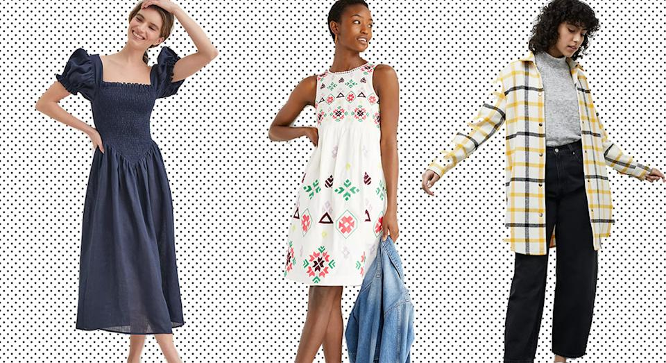 Anthropologie's sale is on, with huge deals on fashion, accessories and homeware. (Anthropologie)