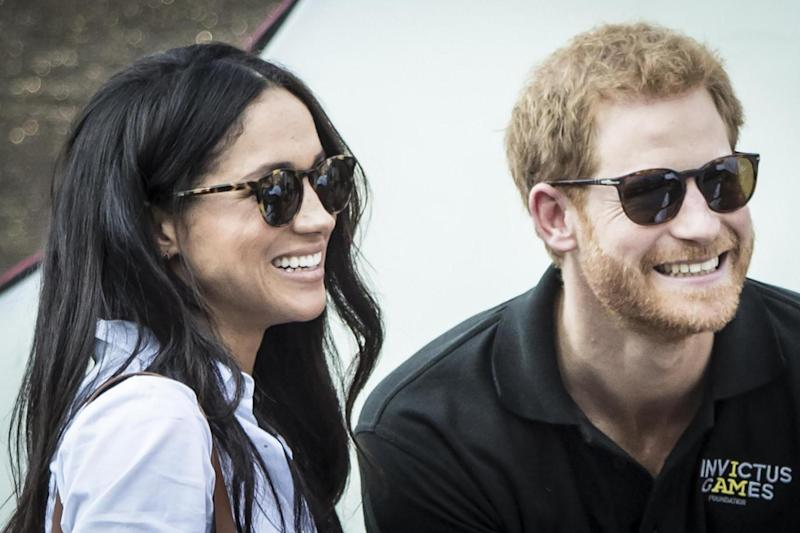 Rumours are flying that Prince Harry and Meghan Markle will announce their engagement soon. (PA)
