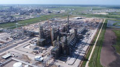 The newly inaugurated MEGlobal Oyster Creek Site features a 750,000-MTa ethylene glycol plant, the first built by a Kuwait-based company, on the U.S. Gulf Coast.