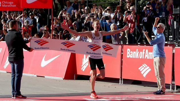 <p>Rupp and Dibaba take Chicago Marathon honours</p>