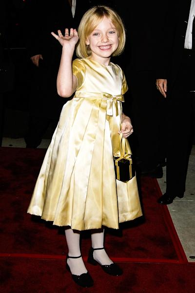 The actress has been walking red carpets for almost two decades.