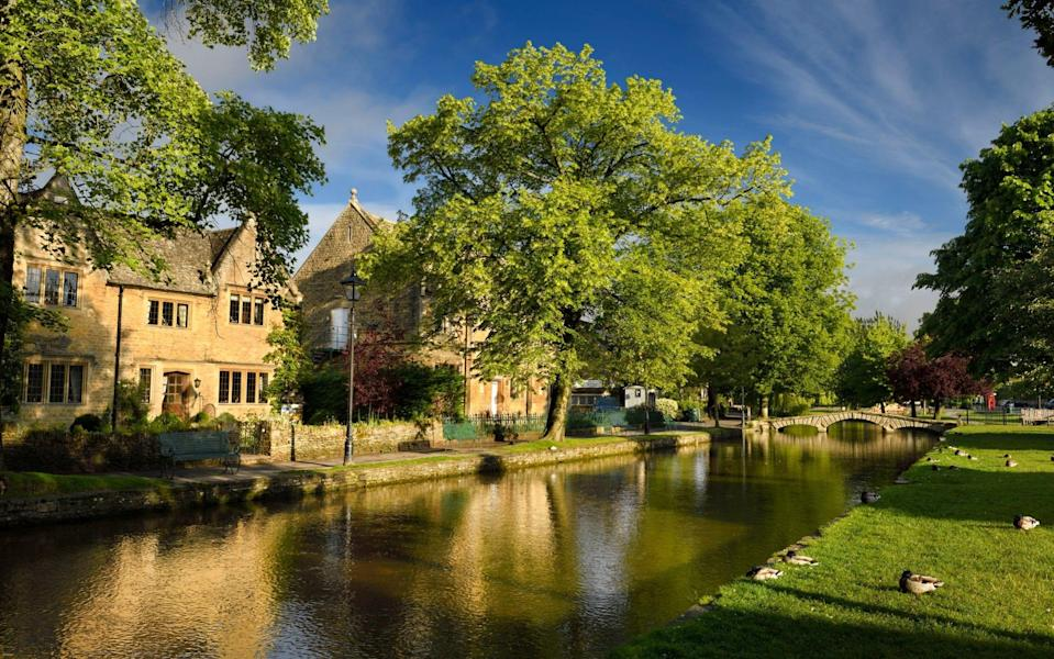 Bourton-on-the-Water - Getty