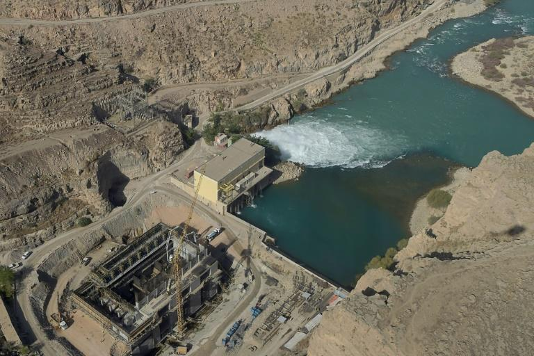 Kajaki Dam provides power to more than three million people in the south