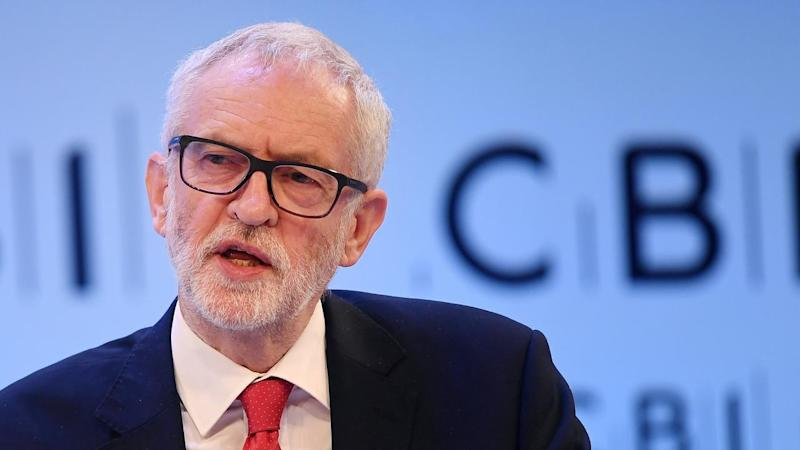Labour leader Jeremy Corbyn is set to deliver his party's platform for the upcoming UK election