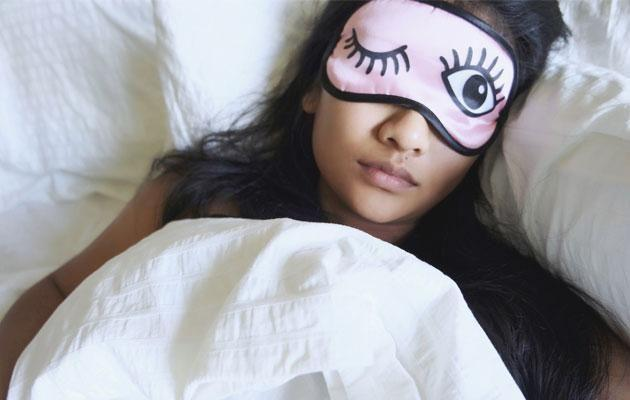 Currently, sleep is one of the most effective forms of combating stress. Source: Getty