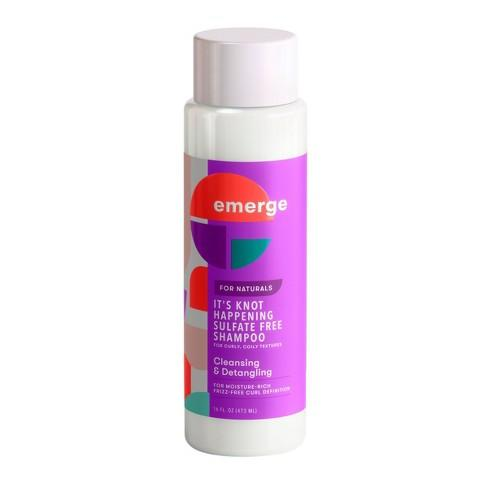 Emerge It's Knot Happening Sulfate-Free Shampoo