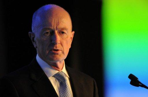 Reserve Bank of Australia (RBA) governor Glenn Stevens, pictured in July