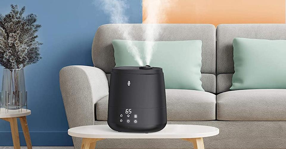 TaoTronics humidifiers are on massive sale today. What a breath of fresh air! (Photo: Amazon)