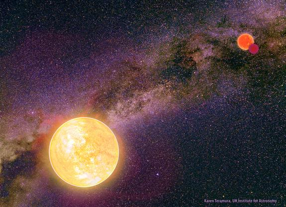 Double Star Systems May Be Hiding a Third Companion