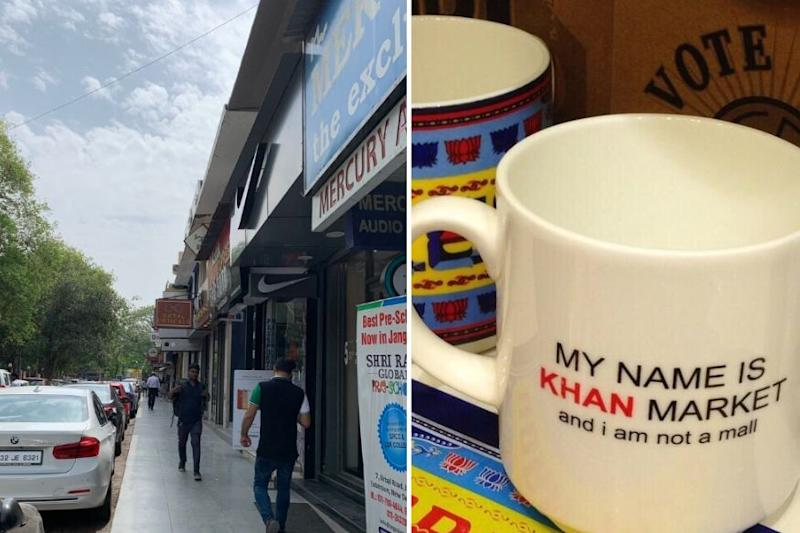 Man Wants Khan Market to be Renamed 'Valmiki Market', Netizens Aren't Too Happy About It