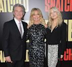 "<p><strong>Famous parent(s)</strong>: actors Goldie Hawn and Kurt Russell (he's not her biological father, but Kate considers him her dad) <br><strong>What it was like</strong>: ""There's a misconception that if you come from famous parents, you're seeking fame for the sake of fame,"" she <a href=""https://www.glamour.com/story/kate-hudson-spills-about-her-n"" rel=""nofollow noopener"" target=""_blank"" data-ylk=""slk:said"" class=""link rapid-noclick-resp"">said</a>. ""I see it as the opposite: Growing up with parents who were in the spotlight — it was almost like, wow, if I didn't love to create characters, I would run as far away from fame as I could get. But I love performing.""</p>"