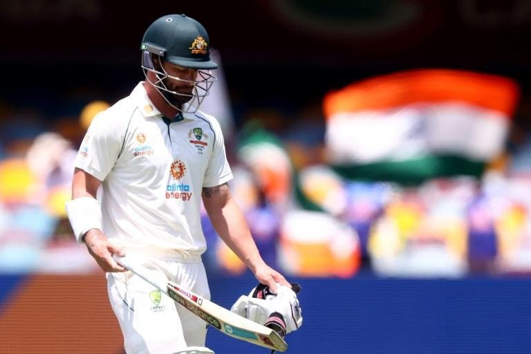 Matthew Wade has been dropped for Australia's Test tour of South Africa