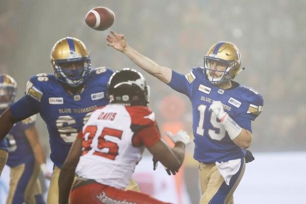 For CFL's final four, conference finals a chance to make up for lost time