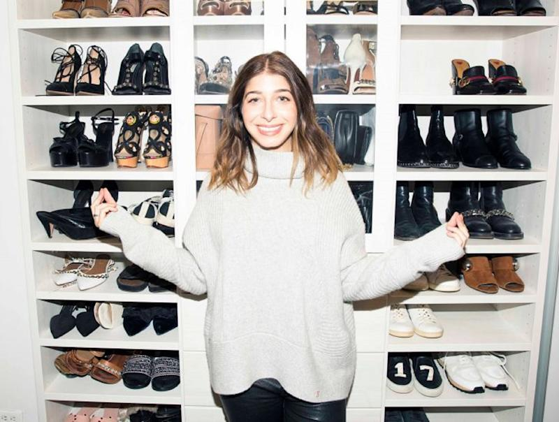 From side hustle to dream job: How one woman started a following documenting celebrity closets