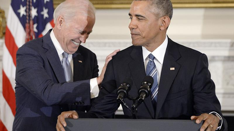 Obama Wishes Joe Biden A Happy Birthday With An Adorable Meme