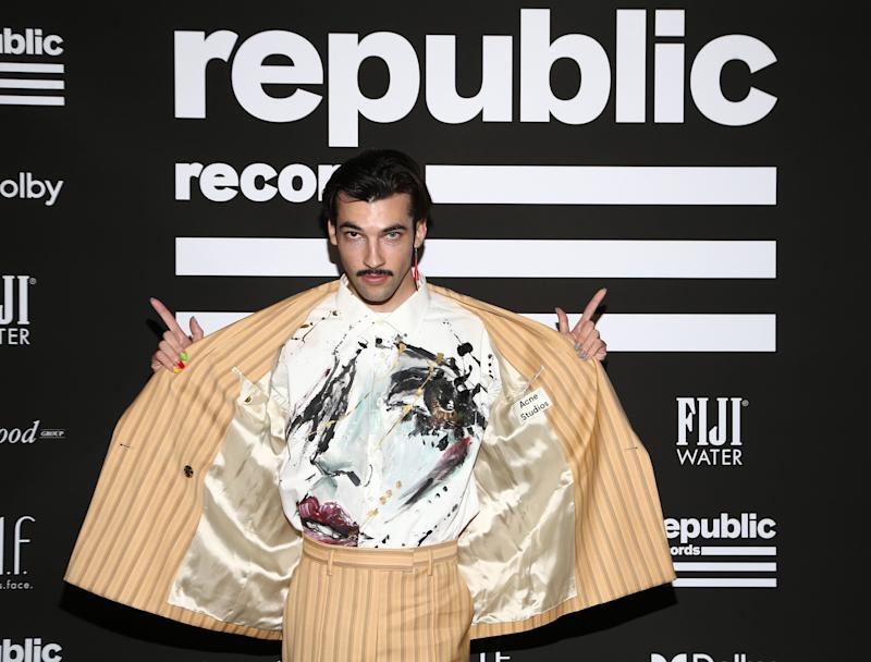 LoveLeo attends Republic Records' Grammys after-party in West Hollywood, California. (Photo: Tommaso Boddi via Getty Images)