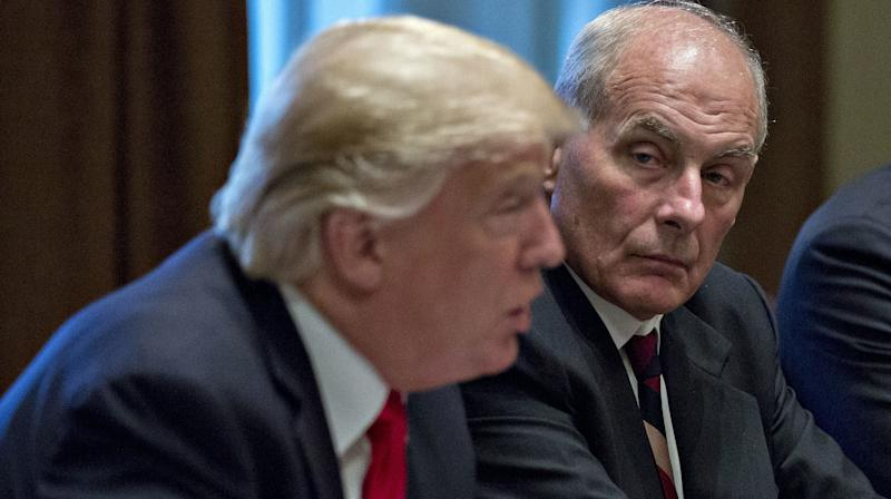 Kelly Doesn't 'Follow' Trump's Tweets