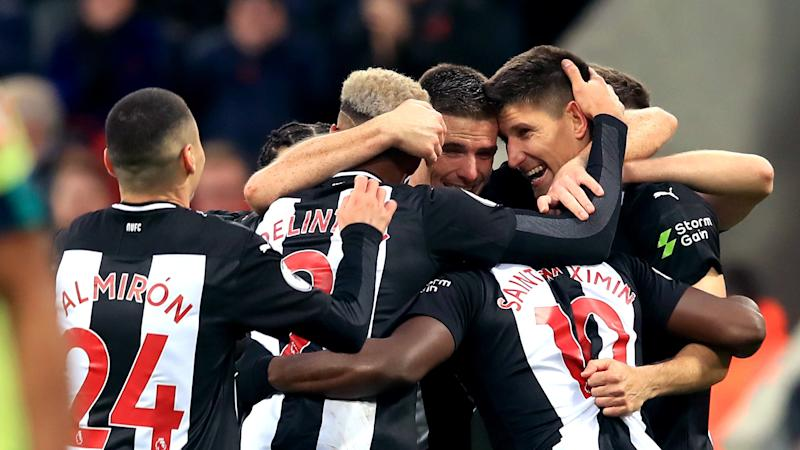 Bruce hails Clark as defender stars in Newcastle's win over Bournemouth
