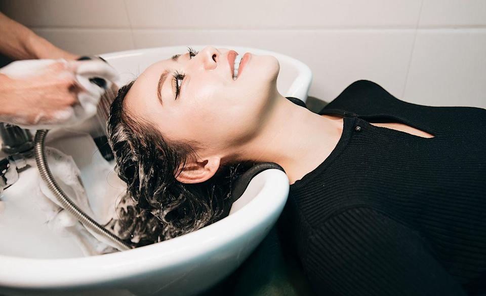 """<p>Dandruff is a common culprit in upsetting scalp health. In order to effectively treat the condition, Robbie Salter, the co-founder of Jupiter, suggests reaching for products that have zinc pyrithione. But, it must be noted that when it comes to treating dandruff, every scalp is different. """"Flaking comes in a variety of forms, and in turn, requires different approaches. For example, flakes that look like powdered sugar would indicate a dry scalp, calling for a medicated shampoo 2-3x per week and conditioning every time you wash; whereas thicker, larger and yellowish flakes could indicate a case of seborrheic dermatitis, calling for the use of a medicated shampoo and conditioner more frequently, as well as a follow-on application of actives,"""" says Salter.</p>"""