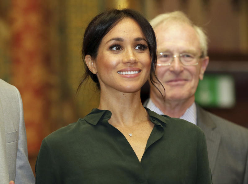 Meghan Markle's Sister Chased Away from Palace