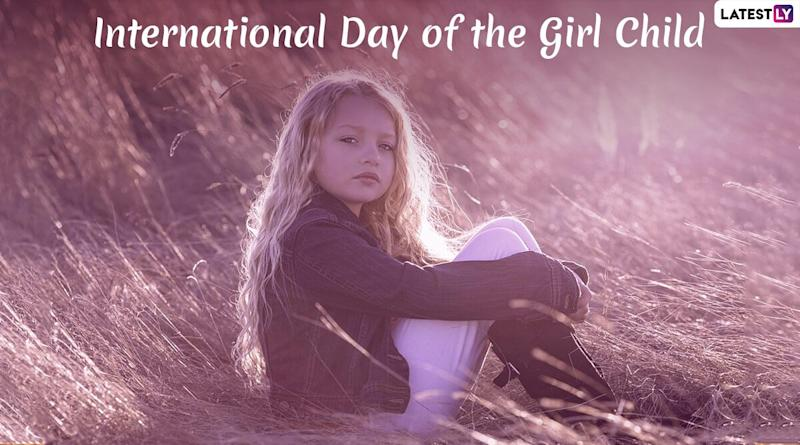 #InternationalDayoftheGirlChild2020 and #DayOfTheGirl Trend on Twitter As Netizens Share Powerful Quotes, Messages & Images to Celebrate Girls