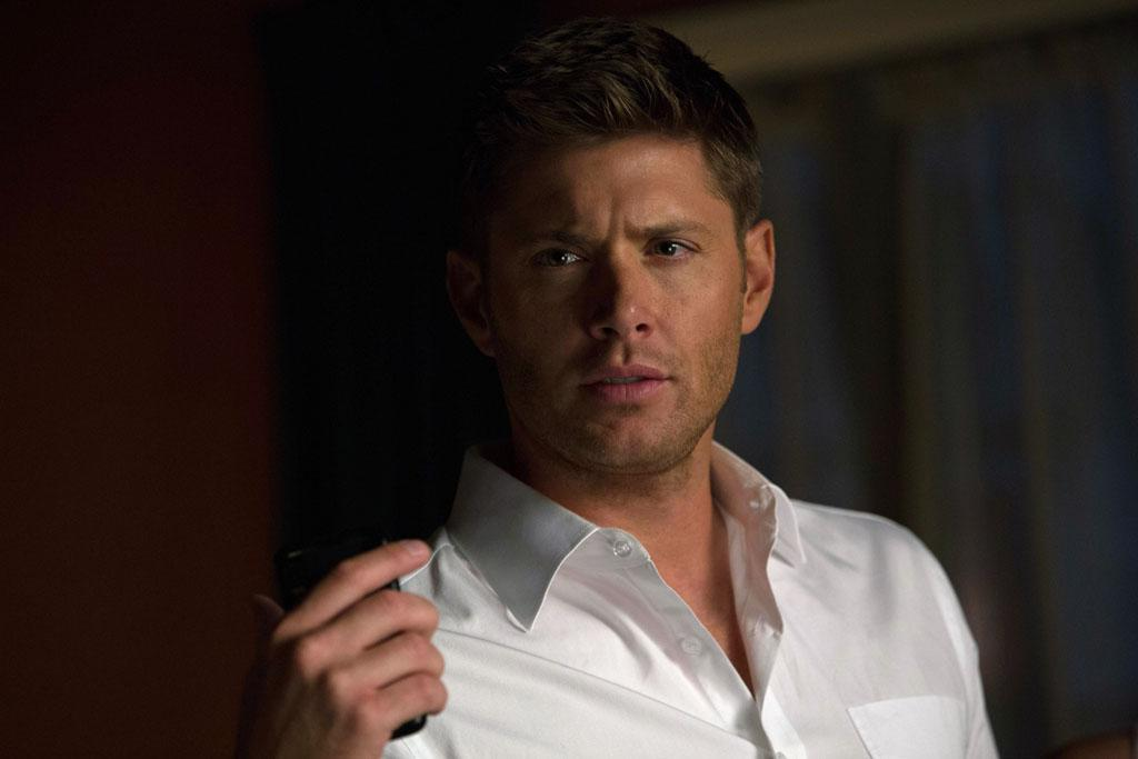 "Jensen Ackles as Dean in the ""Supernatural"" episode, ""Heartache."""