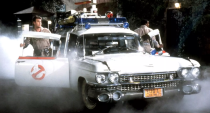 "<p>The Ectomobile, or ECTO-1 and ECTO-1A, from the Bill Murray era mind you, is just as famous as the men riding inside it, maybe more so. Made from a 1959 Cadillac Miller-Meteor, it's an end-loader ambulance/hearse combination with a 6.3-liter V-8, good for 320 horsepower. The original idea for the cruiser was more sinister, painted black with purple and white strobe lights to give it a glow. It would have been more than a pedestrian car, though, it would have had supernatural powers, mainly interdimensional travel and the ability to dematerialize. Once it was pointed out how often the car would be shot at night, the idea was nixed. </p><p>Two of the cars were initially purchased, but the final converted version was primarily used during filming. We first see the Miller-Meteor in black and without modifications, the secondary vehicle, Dan Aykroyd prescribing ""some suspension work and shocks, brakes, brake pads, lining, steering box, transmission, rear end, new rings, mufflers, and a little wiring"" before it can go out on calls. In New York City, sightings of the ECTO-1 during promotions after the film's release caused car accidents.</p><p>After this, the second vehicle was converted into a fully equipped Ectomobile, garnering the name ECTO-1A. After being mistreated and left to the elements on a Sony backlot, both cars were refurbished. ECTO-1 was fixed up and used as a promotional tool for the video-game release in 2009, and ECTO-1A was resurrected after a group of dedicated fans started a petition to purchase the car from Sony, ultimately restoring it themselves.</p><p><a class=""link rapid-noclick-resp"" href=""https://www.amazon.com/gp/video/detail/0QBPFMNHYLXVT5D29Z55QSOWET/?tag=syn-yahoo-20&ascsubtag=%5Bartid%7C10054.g.27421711%5Bsrc%7Cyahoo-us"" rel=""nofollow noopener"" target=""_blank"" data-ylk=""slk:AMAZON"">AMAZON</a></p>"