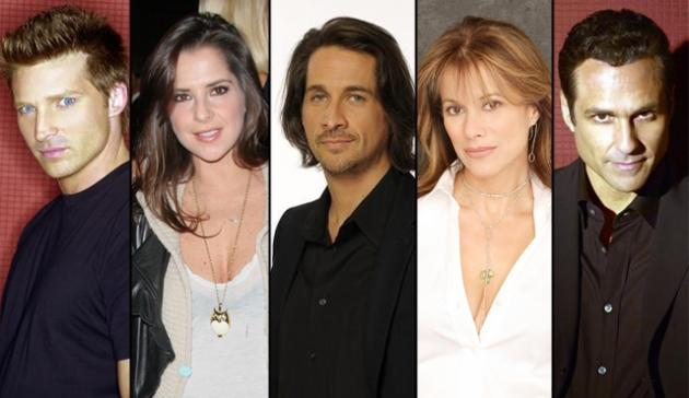 The stars of 'General Hospital' -- ABC