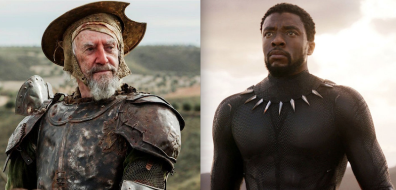 """Terry Gilliam rips Black Panther: """"I think the people who made it have never been to Africa"""""""