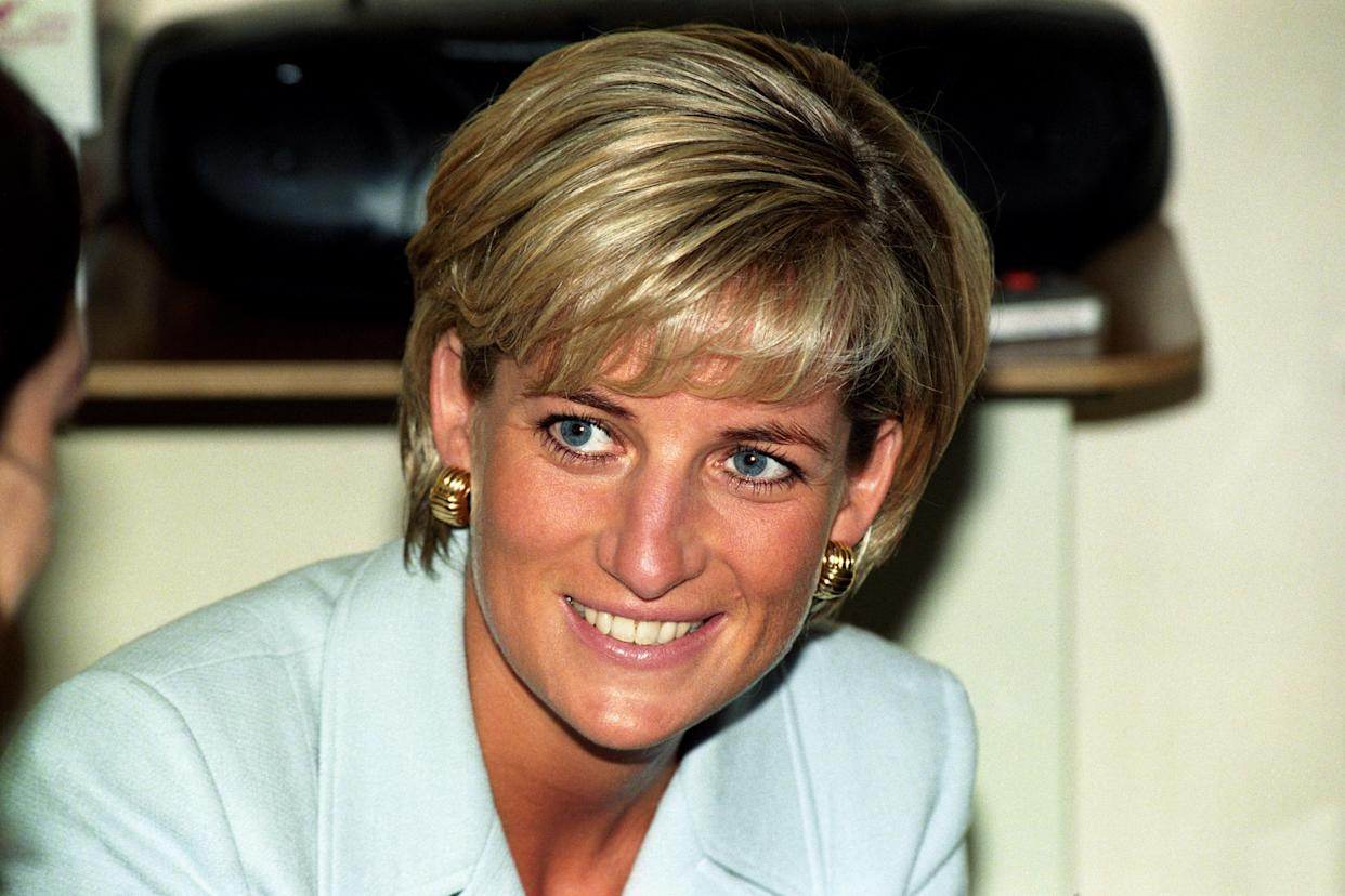 Germaine insisted that Diana would not be a 'feminist icon'. Copyright: [Rex]