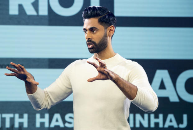 Netflix Boss Defends Censoring Hasan Minhaj Show After Saudi Protest