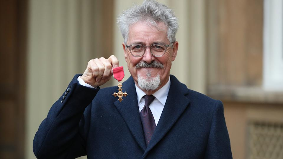 Griff Rhys Jones, who received an OBE for his services to charity and entertainment, hopes his online auction will help raise lots of funds for East Anglian Children Hospices (Image: Getty Images)