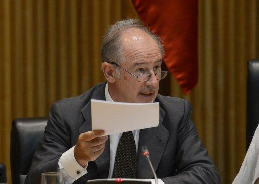 Ex-IMF chief Rato in Spain court in fraud case