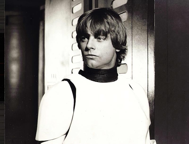 Mark Hamill's Star Wars Screen Test With Harrison Ford Is A Treasure