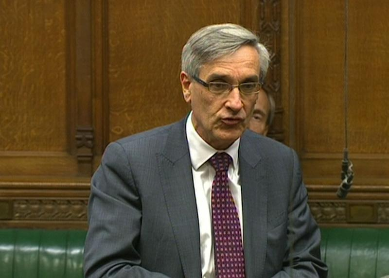 Tory John Redwood Sparks Ridicule After Admitting Schools, Hospitals And Universal Credit 'Desperately' Need More Money