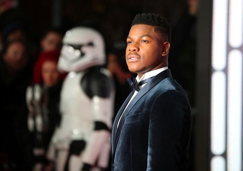 'Rise of Skywalker' actor John Boyega: 'I left the script under my bed'