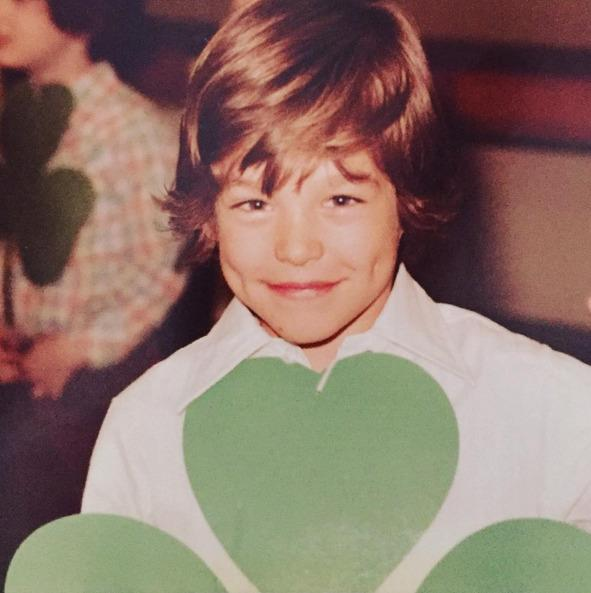 """<p>Actor Eddie Cibrian, dressed as a symbol of St. Patrick's Day, years before he grew up to marry singer LeAnn Rimes, who shared this pic: """"I am a lucky woman! #throwbackthursday goes out to my hubby. He was the cutest 4 leaf clover. Those dimples! #happystpatricksday #luckyme #lovehim #hubby #fourleafclover #tbt"""" -<a href=""""https://www.instagram.com/p/BDEhgsvnV-w/"""" rel=""""nofollow noopener"""" target=""""_blank"""" data-ylk=""""slk:@leannrimes"""" class=""""link rapid-noclick-resp"""">@leannrimes</a> (Instagram)</p>"""