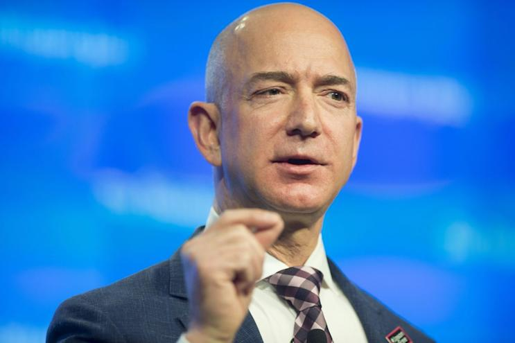 Amazon CEO Jeff Bezos had some choice words following President-elect Donald Trump's tech summit, held in Trump Tower in New York City.
