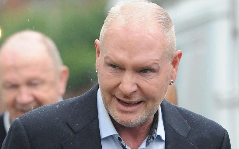 Paul Gascoigne is said to have suffered injuries - Rui Vieira/PA