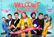 <p>Teji, a sloppy recovery agent, and Jeenal Patel, a fashion designer, unwittingly become a part of a Bollywood event in New York and a series of chaotic events ensues. </p>