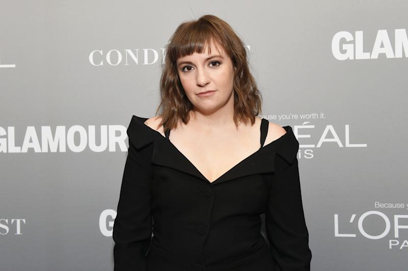 It's No Coincidence Lena Dunham's New Tattoo Reminds You of Rihanna's
