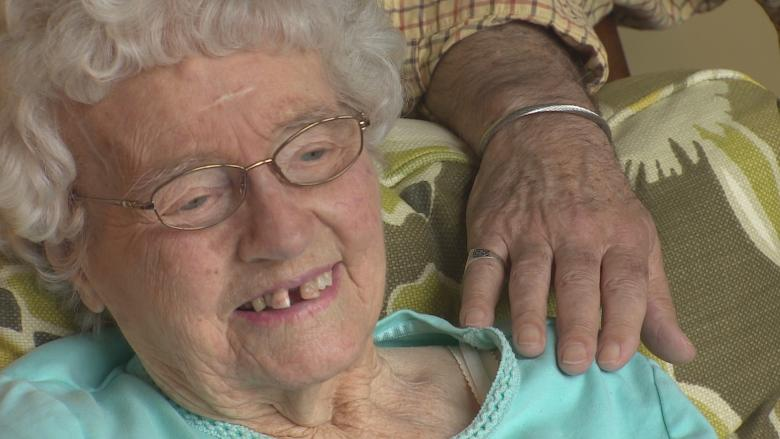 Time is running out for Joan Morgan, 96, to get permanent resident status