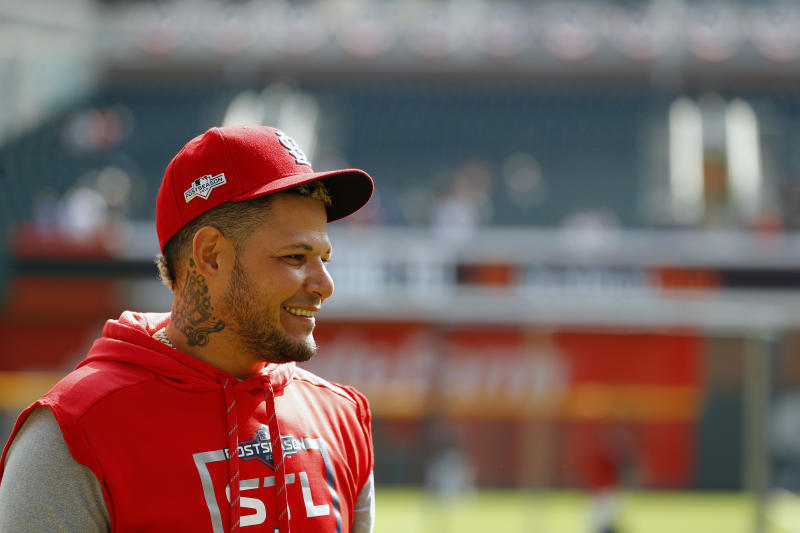 Yadier Molina Open To New Team If Cardinals Aren't Option