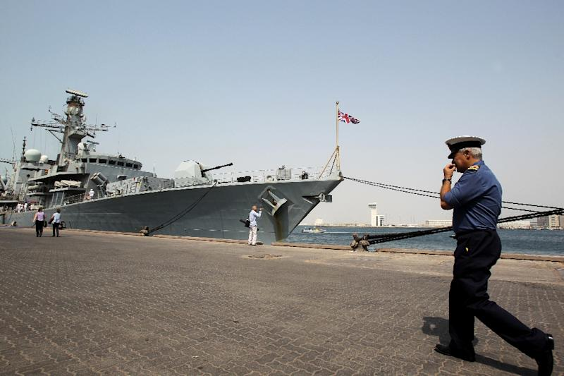 British anti-submarine frigate HMS Sutherland is to sail through the disputed South China Sea next month