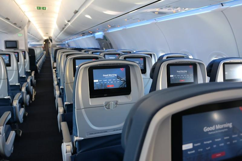 Delta Frequent Flyers Are Fans of Less Seat Recline, More Laptop Room