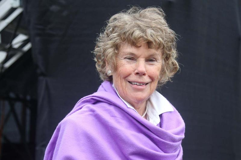 Kate Hoey will stand down as MP for Vauxhall at the next election (PA)